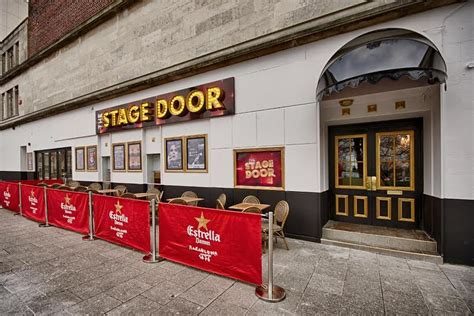 Stage Door by The Stage Door House