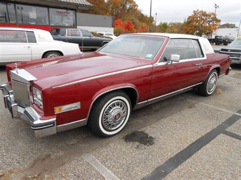 Cadillac Eldorado by 1984 Cadillac Eldorado For Sale 1921740 Hemmings Motor News