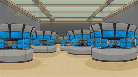 stock exchange trading floor background clipart