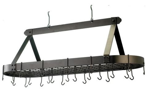 Large Pot Rack hanging pot rack large in hanging pot racks