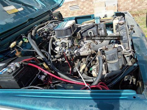Suzuki Samurai Engine 1987 Suzuki Samurai Jx Tin Top 1 6l Tracker Engine 5 13