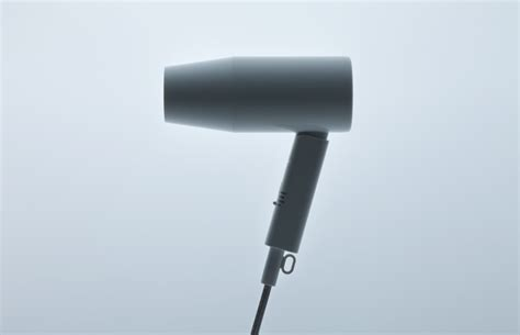Muji Mini Hair Dryer 10 innovative industrial design objects by japanese studio