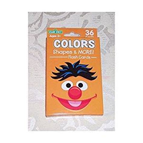 sesame educational flashcards colors shapes more with abby cadabby books sesame flash cards colors shapes