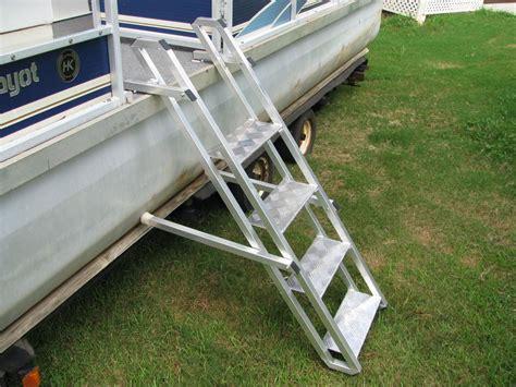 boat dock ladder parts pontoon boat ladder pontoons pinterest pontoon boat