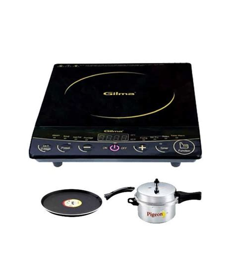 induction cooker pigeon gilma spectra induction cooker pigeon 3 ltrs induction base cooker pigeon induction