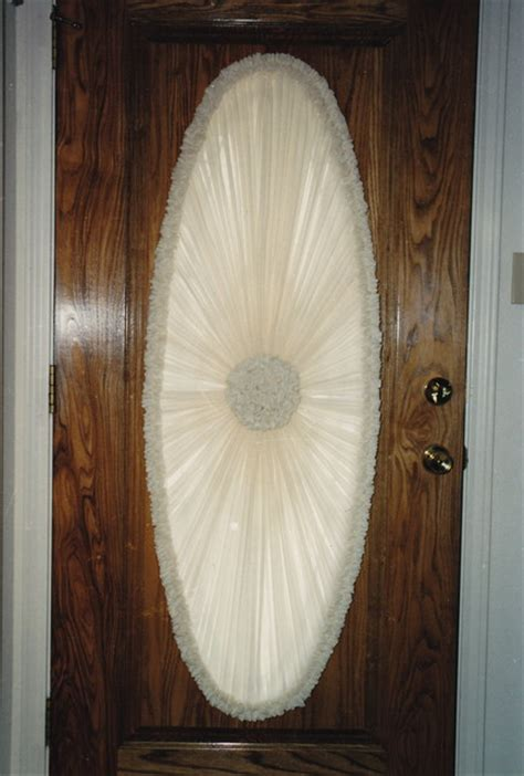 oval window curtains home ovaloval door window coverings home inspiration