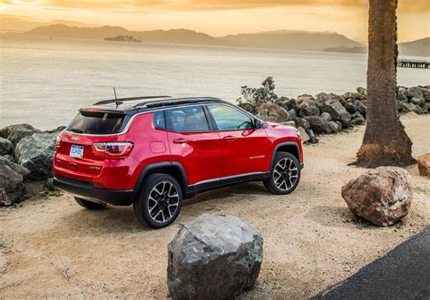 Where Are Jeep Compass Made Made In India Jeep Compass To Go On Sale On April 12