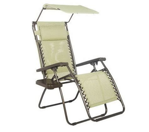 Gravity Free Recliner by Bliss Hammocks Gravity Free Recliner With Canopy Cup