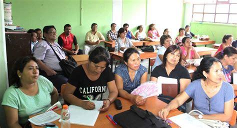aumento de sueldo de profesores cerca de 9 mil profesores contratados de la regi 243 n piura