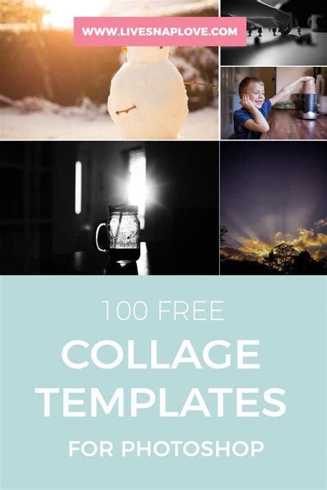 free love templates for photoshop free photoshop collage and storyboard templates live