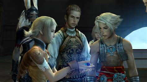 Ps4 Xii The Zodiac Age trailer of re mastered visuals for ffxii the zodiac age