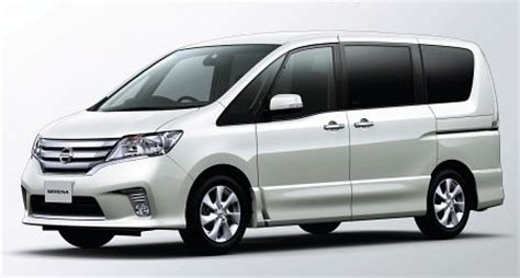 Home Interior Direct Sales by Nissan Introduces All New Serena Mpv In Japan