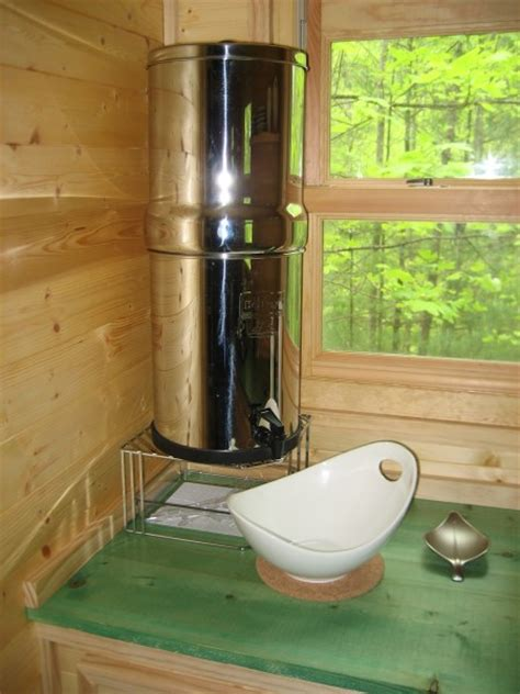 tiny house water system life in 120 square feet our off grid water systems