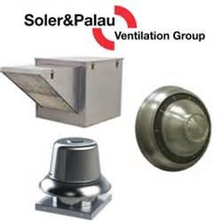 soler and palau fans industrial ceiling fans ventilation and specialty