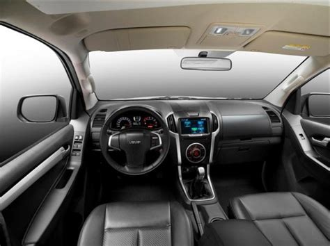isuzu dmax interior isuzu d max 2017 changes and power expectations 2018