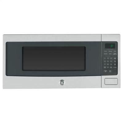 Countertop Microwave Reviews 2014 by On Sale Ge Pem31sfss Profile Stainless Steel Countertop