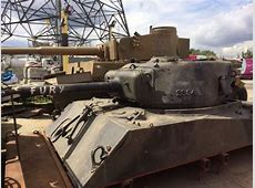 Fury film tanks and vehicles for sale! Make your own war ... Ww2 Sherman Tanks For Sale