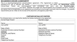 Free Lodger Agreement Template lodger agreement template tenancy agreement for a