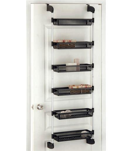 over the door storage rack with baskets over the door storage baskets in wall and door storage racks