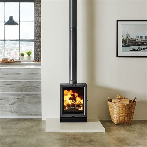 View 5t Wood Burning Multi Fuel Stove Buy From Vfs Fuel Burning Fireplaces