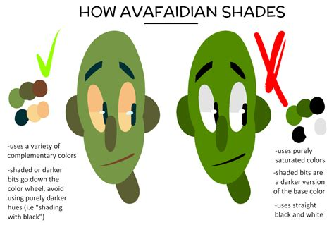 color shading here s a few tips on how i shade and color one a