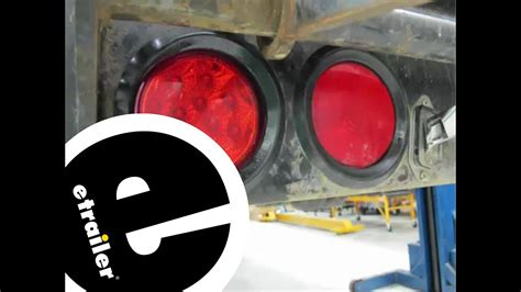 Cover Stopl Led Nmax 1 installation of the optronics led trailer stop turn
