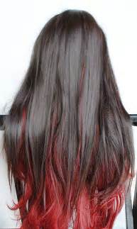 color underneath hairstyles pin by ruby salon on ombre highliting lowlithing hair