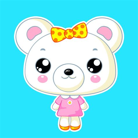 imagenes de osito kawaii 可爱卡通动画熊的图片 可爱卡通熊图片