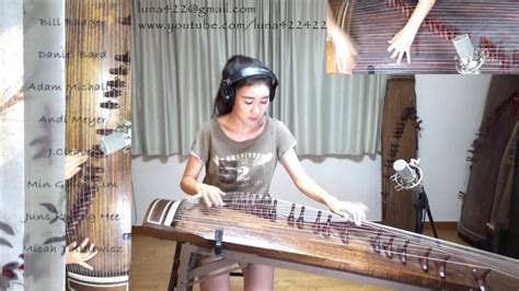sultans of swing backing dire straits quot sultans of swing quot played on the gayageum a