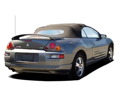 spyder mitsubishi 2015 2005 mitsubishi eclipse spyder reviews and rating motor