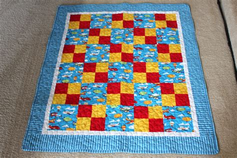 Childrens Patchwork Quilt - quilts for bird quilts