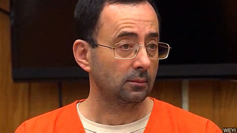 larry nassar larry nassar sentenced to 40 to 125 years in prison