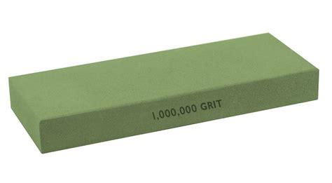sharpening supply new one million grit sharpening
