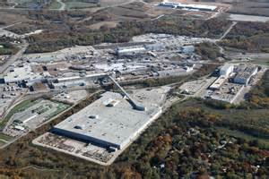 Ford Plant Kansas City Commercial Roofing Projects Aerial Photos Kansas