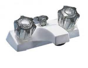 utopia tub shower diverter white 4in mount