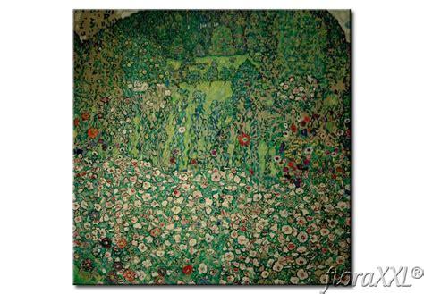 klimt fiori riproduzione su tela prato di fiori klimt floraxxl