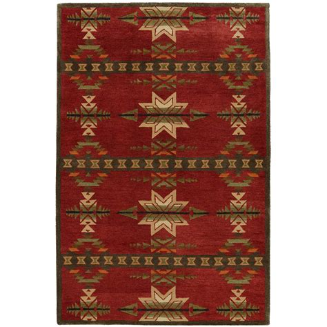 9 by 12 rug southwest rugs 9 x 12 gatekeeper rug lone western decor