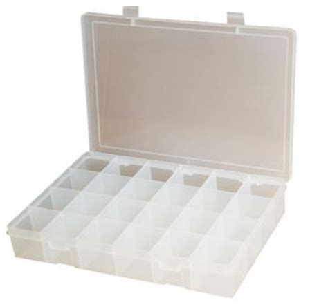 24 Compartment Large Storage Container24 Compartment Large Storage Container by 24 Compartment Large Plastic Box