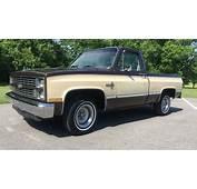 Who Doesnt Use A Pickup Truck 1984 Chevrolet Silverado