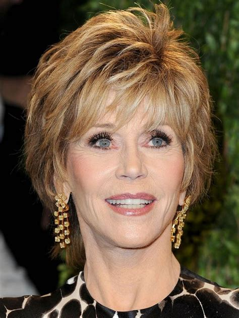 are jane fonda hairstyles wigs or her own hair jane fonda oscars and beauty on pinterest