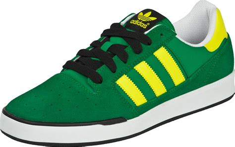 adidas pitch shoes green yellow black