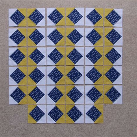Square In A Square Quilt by Meadow Mist Designs Midnight Mystery Quilt Square In