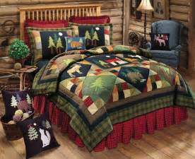 funky relaxation with lodge cabin bedding funk this house
