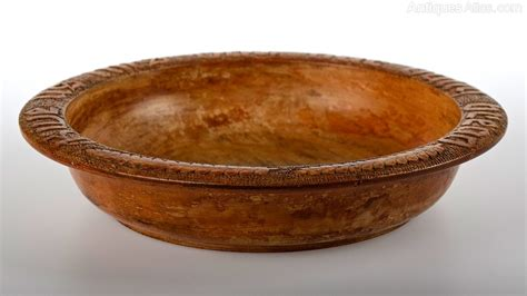 antiques atlas antique edwardian wooden bread bowl