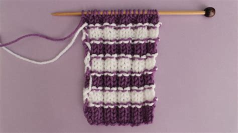 2x2 rib knit 5 best tips for knitting stripes with tutorial