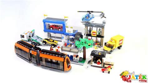 Lego 60097 City Square 60097 town square fejleszt蜻 j 225 t 233 k vil 225 g