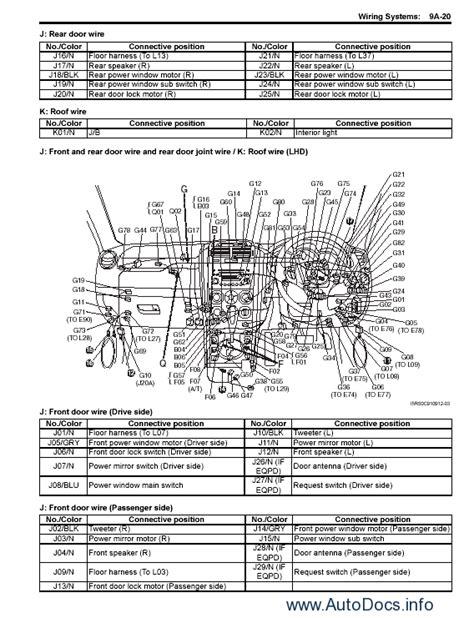 car repair manual download 2004 suzuki xl 7 free book repair manuals suzuki grand vitara grand vitara xl 7 service manual repair manual order download