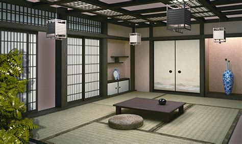 washitsu japanese room