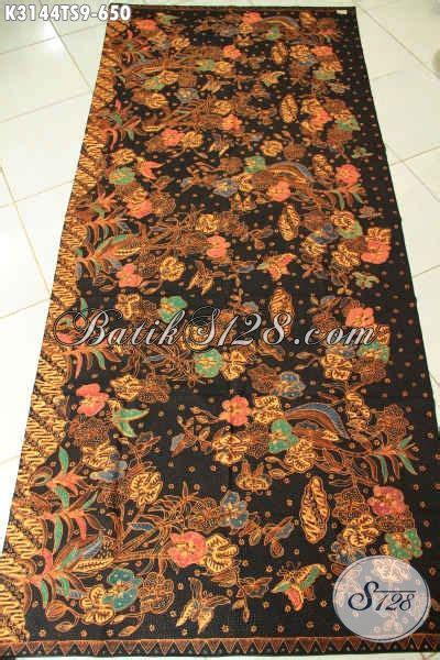 Batik Batik Blues Kipas Hitam Batik Pekalongan motif batik tradisional khas indonesia toko batik