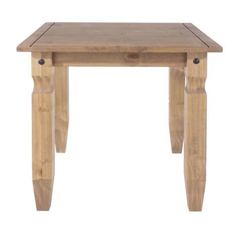 corona pine dining table present daze furniture gifts